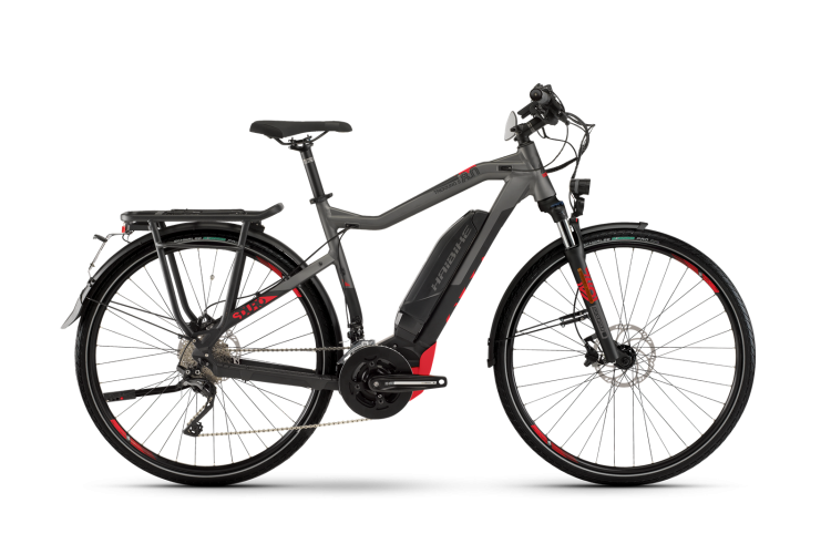 Электровелосипед HAIBIKE SDURO TREKKING S 8.0 28 2020