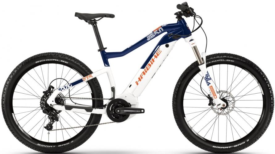 Электровелосипед HAIBIKE SDURO HardSeven 5.0 27.5 2019