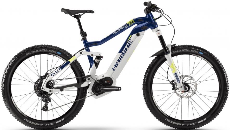 Электровелосипед HAIBIKE SDURO FullSeven Life LT 7.0 27.5 2019
