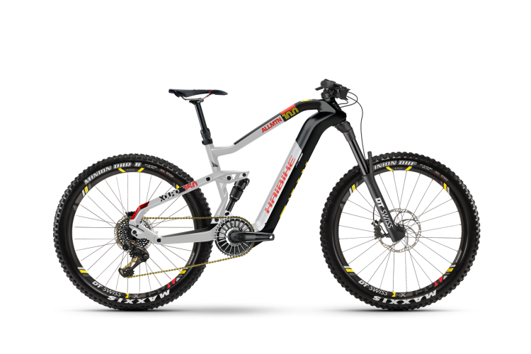 Электровелосипед HAIBIKE XDURO ALLMTN 10.0 Carbon FLYON 27.5/29 2020