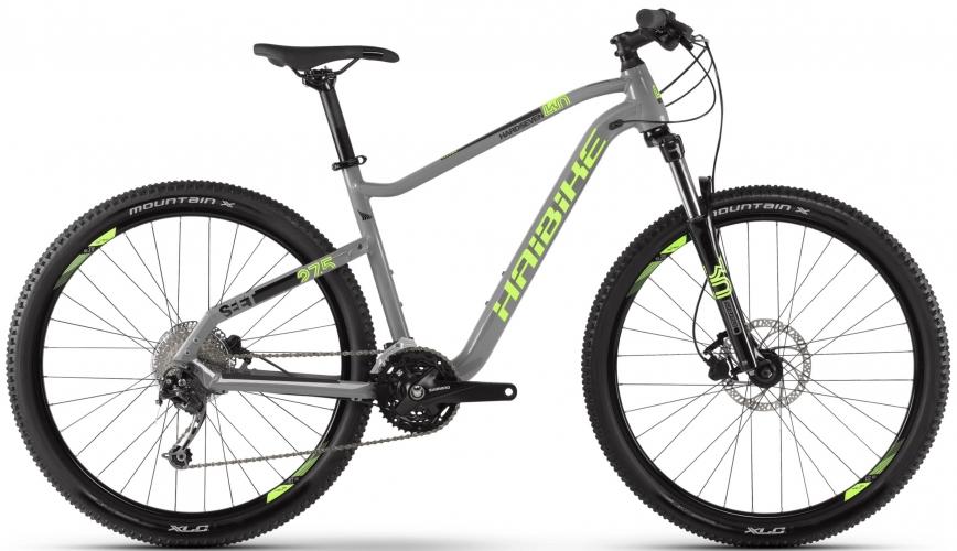 Велосипед HAIBIKE SEET HardSeven 4.0 27.5 2020 *уценка