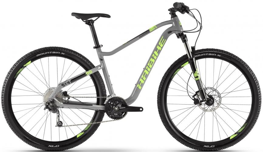 Велосипед HAIBIKE SEET HardNine 4.0 29 2020 *уценка