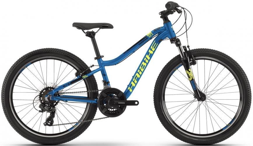 Велосипед HAIBIKE SEET HardFour 1.0 24 2020