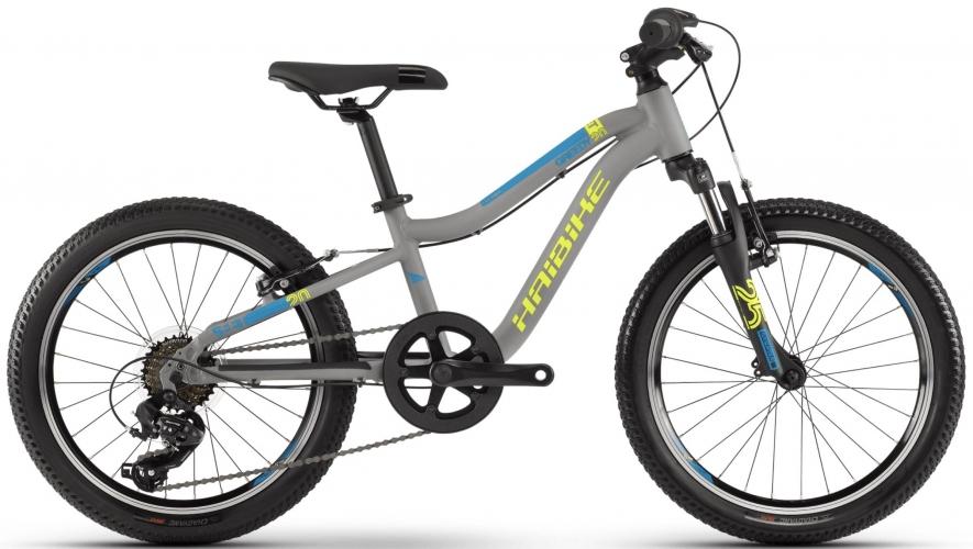 Велосипед HAIBIKE SEET Greedy SF 20 2020