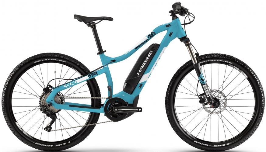 Электровелосипед HAIBIKE SDURO HardSeven Life 2.0 27.5 2019