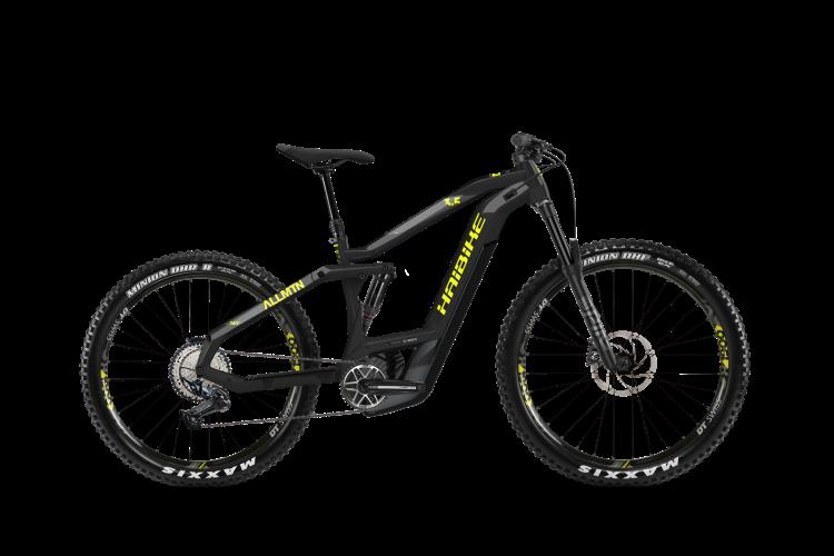 Электровелосипед HAIBIKE XDURO ALLMTN 3.5 27.5 2020