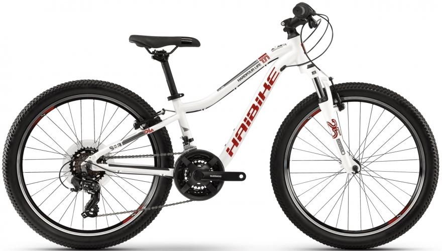 Велосипед HAIBIKE SEET HardFour Life 1.0 24 2020