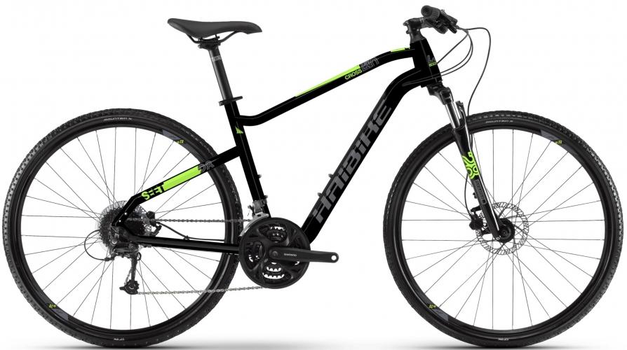 Велосипед HAIBIKE SEET Cross 4.0 28 2020