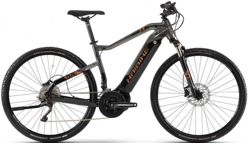 Электровелосипед HAIBIKE SDURO Cross 6.0 28 2019