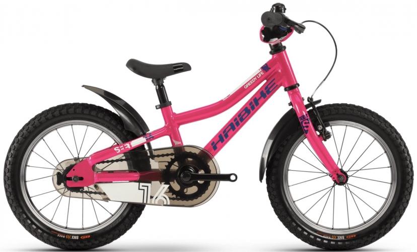 Велосипед HAIBIKE SEET Greedy Life 16 2020