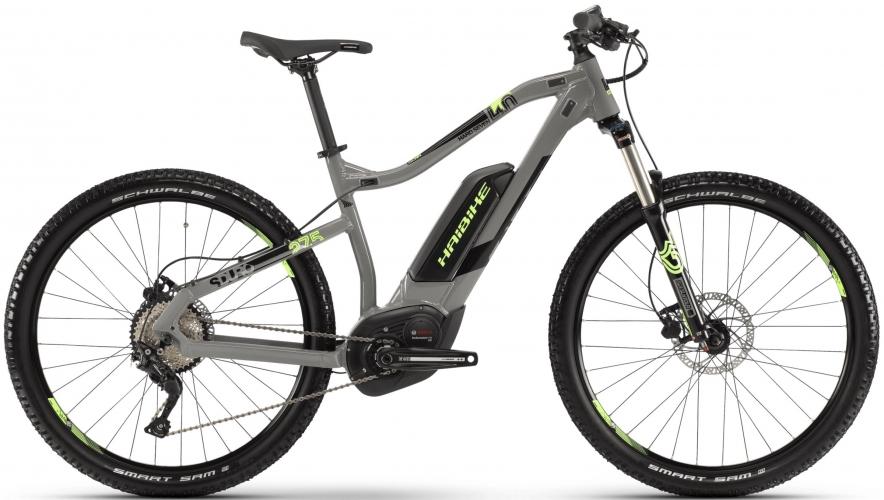 Электровелосипед HAIBIKE SDURO HardSeven 4.0 27.5 2019