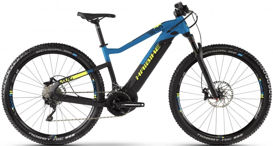 Электровелосипед HAIBIKE SDURO HardNine 9.0 29 2019