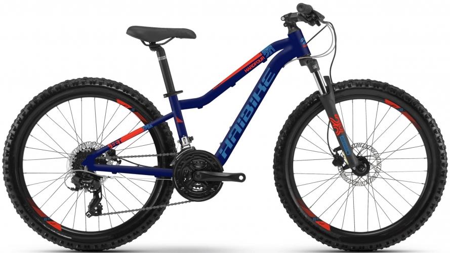 Велосипед HAIBIKE SEET HardFour 2.0 24 2020