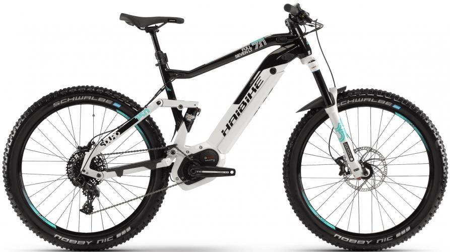 Электровелосипед HAIBIKE SDURO FullSeven LT 7.0 27.5 2019