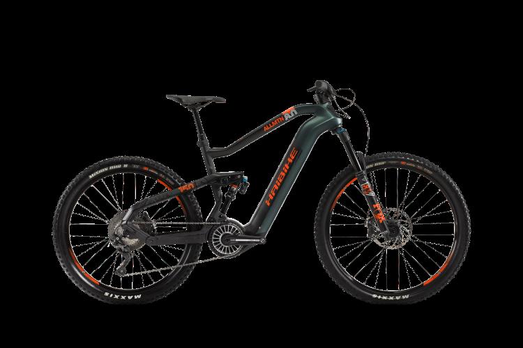 Электровелосипед HAIBIKE XDURO ALLMTN 8.0 Carbon FLYON 27.5/29 2020