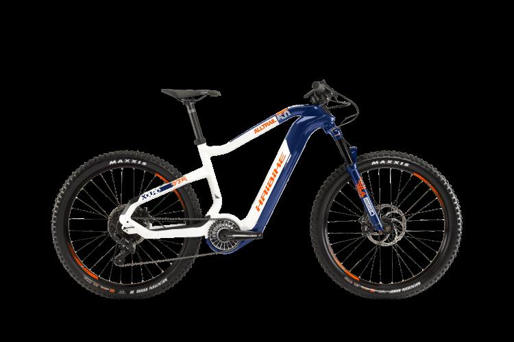 Электровелосипед HAIBIKE XDURO ALLTRAIL 5.0 Carbon FLYON 27.5 2020