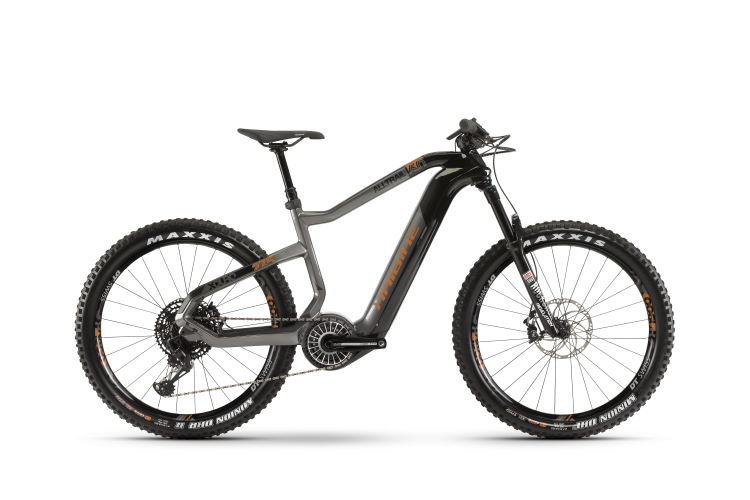 Электровелосипед HAIBIKE XDURO ALLTRAIL 6.0 Carbon FLYON 27.5 2020