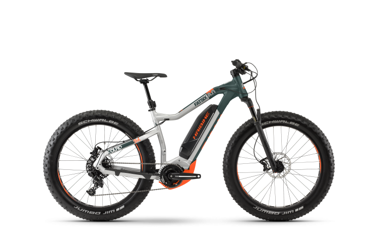 Электровелосипед HAIBIKE XDURO FATSIX 8.0 26 2020