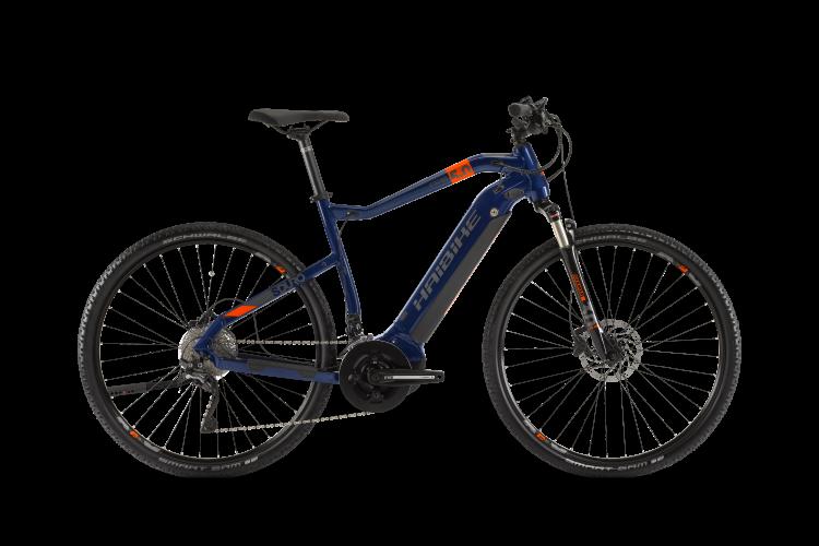 Электровелосипед HAIBIKE SDURO CROSS 5.0 28 2020