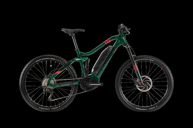 Электровелосипед HAIBIKE SDURO FULLSEVEN LIFE LT 2.0 27.5 2020