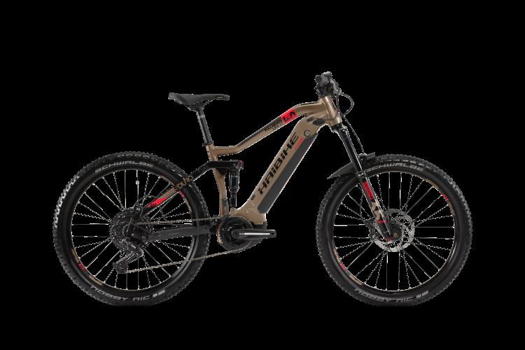 Электровелосипед HAIBIKE SDURO FULLSEVEN LIFE LT 4.0 27.5 2020