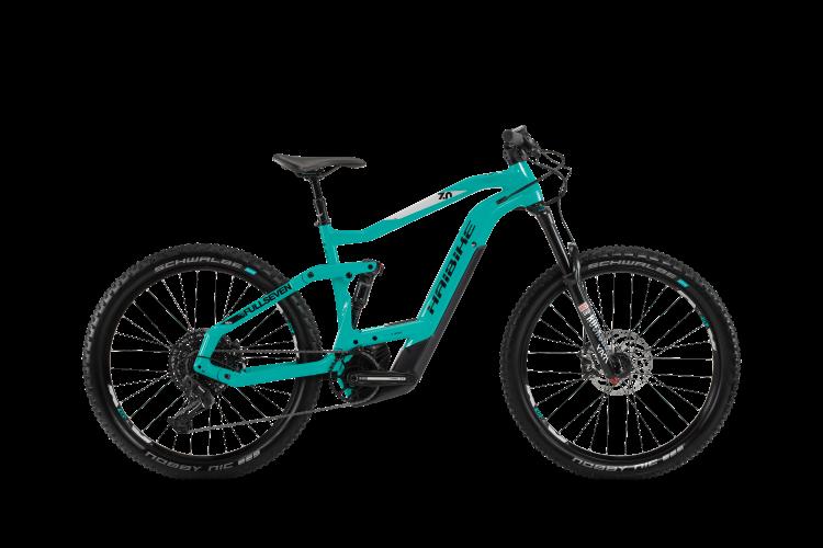 Электровелосипед HAIBIKE SDURO FULLSEVEN LIFE LT 7.0 27.5 2020