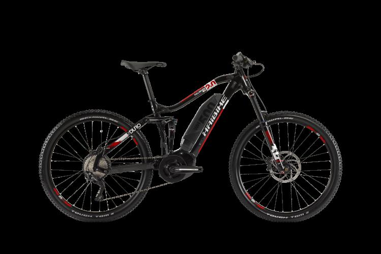 Электровелосипед HAIBIKE SDURO FULLSEVEN LT 2.0 27.5 2020