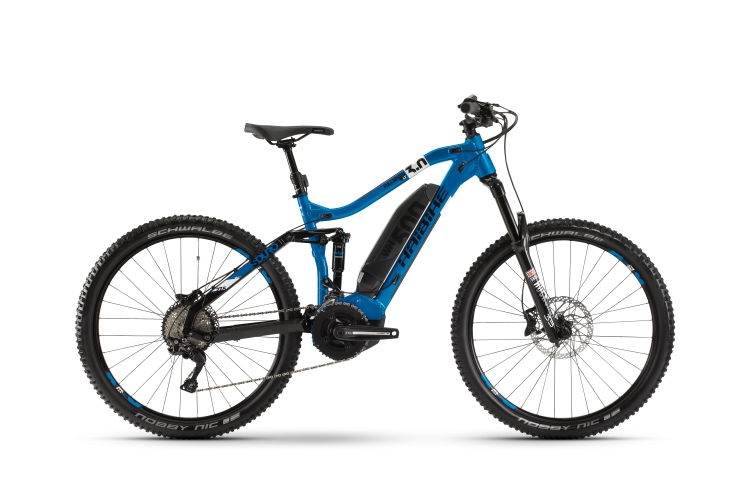 Электровелосипед HAIBIKE SDURO FULLSEVEN LT 3.0 27.5 2020