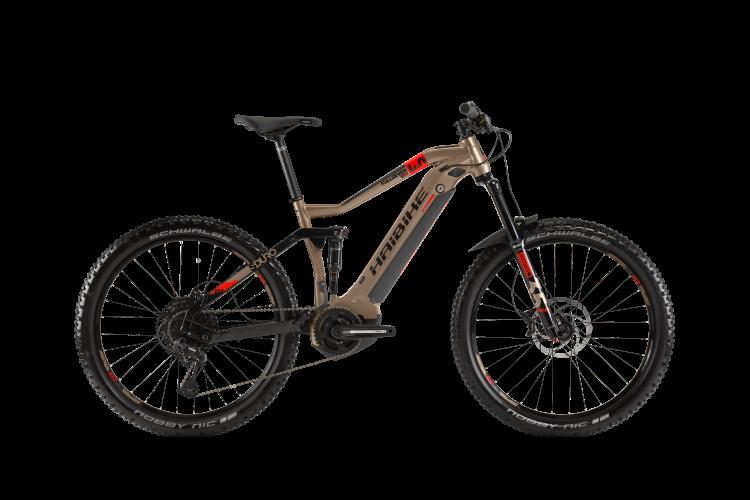 Электровелосипед HAIBIKE SDURO FULLSEVEN LT 4.0 27.5 2020