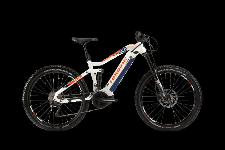 Электровелосипед HAIBIKE SDURO FULLSEVEN LT 5.0 27.5 2020