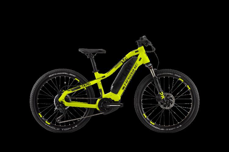 Электровелосипед HAIBIKE SDURO HARDFOUR 1.0 24 2020