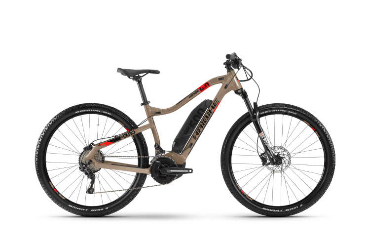Электровелосипед HAIBIKE SDURO HARDNINE 4.0 29 2020