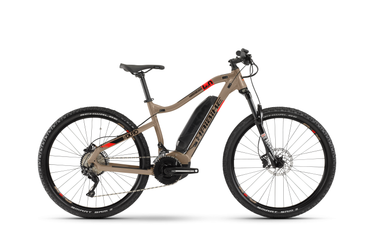 Электровелосипед HAIBIKE SDURO HARDSEVEN 4.0 27.5 2020