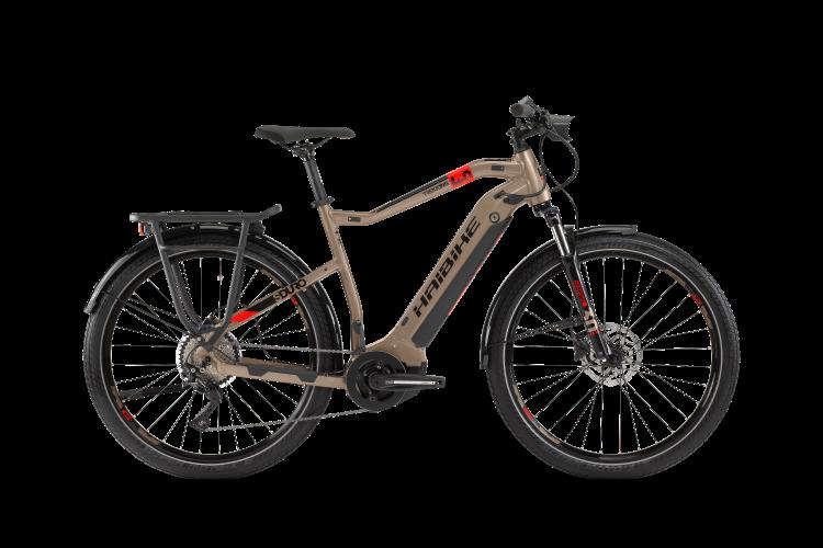 Электровелосипед HAIBIKE SDURO TREKKING 4.0 28 2020