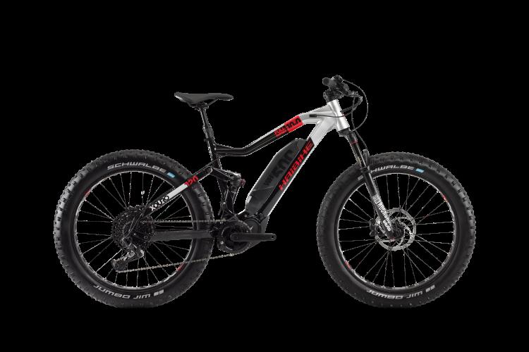 Электровелосипед HAIBIKE XDURO FULLFATSIX 10.0 26 2020